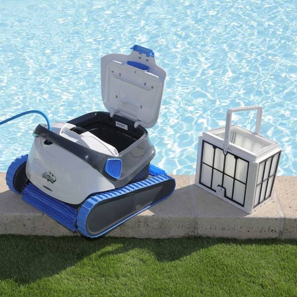 Chariot pour robot piscine dolphin s100